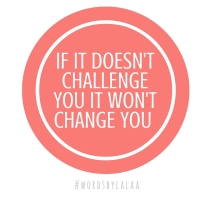 Feeling Challenged is a BIG Part of Your Success Story!
